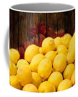 Coffee Mug featuring the photograph Vitamin C by Gunter Nezhoda