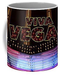 Viva Vegas Neon Coffee Mug