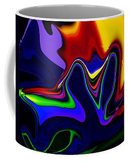 Vivacity  - Abstract  Coffee Mug