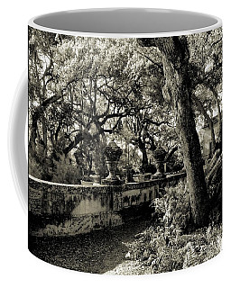 Vizcaya Garden Courtyard Coffee Mug