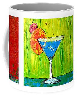 Vodka Martini Collection Bar Decor - Modern Art Coffee Mug
