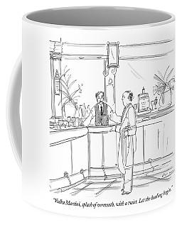 Vodka Martini Coffee Mug