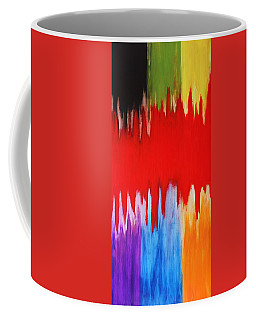 Voice Coffee Mug by Michael Cross
