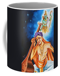 The Song Of Devotion Coffee Mug
