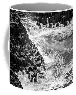 Volcanic Rocks And Water Coffee Mug