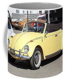 Volkswagen Convertible Vintage Coffee Mug