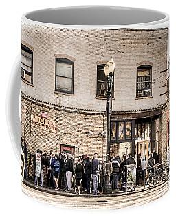 Voodoo Doughnut Line Coffee Mug