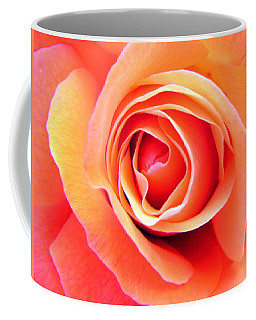 Coffee Mug featuring the photograph Vortex by Deb Halloran