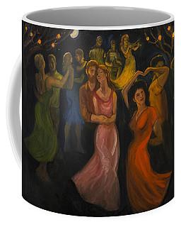 Voulez-vous? Coffee Mug