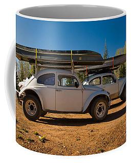 Vw Mountain Bugs Coffee Mug