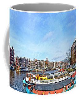 Waalseilandgracht Amsterdam Coffee Mug