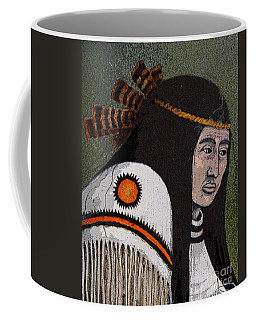 Wabanaki Warrior Coffee Mug