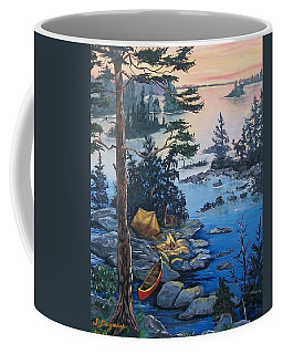 Wabigoon Lake Memories Coffee Mug