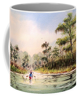 Wacissa River  Coffee Mug