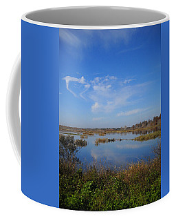 Wading Bird Way 001 Coffee Mug
