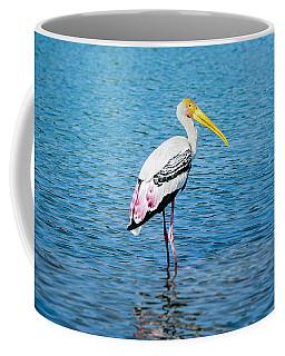 Wading Stork Coffee Mug