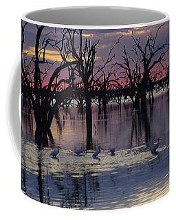 Wading The Shallows Coffee Mug
