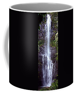 Wailua Falls Maui Hawaii Coffee Mug