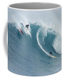 Waimea Surfers Coffee Mug