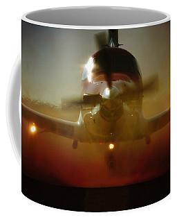 Waiting For Mercy Coffee Mug by Paul Job
