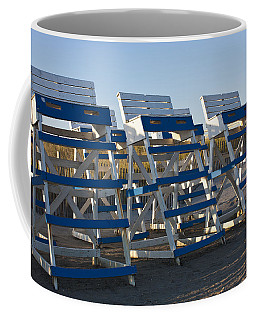 Waiting For Summer Coffee Mug by Patrice Zinck