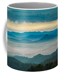 Coffee Mug featuring the photograph Waiting For The Sun by Joye Ardyn Durham