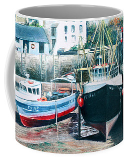 Waiting For The Tide Coffee Mug