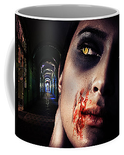 Waiting For You Coffee Mug by Nathan Wright