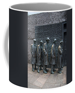 Waiting In Line Coffee Mug
