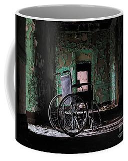 Waiting In The Light Coffee Mug