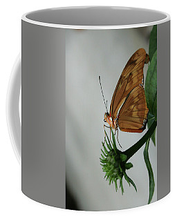 Butterfly Waiting On The Wind  Coffee Mug