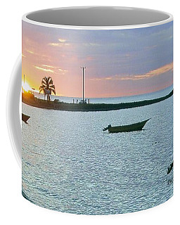 Waitukubuli Sunset Coffee Mug