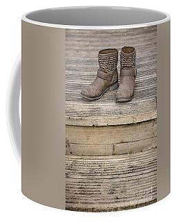 Walk A Mile In My Shoes Coffee Mug