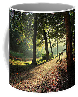 Walk Coffee Mug