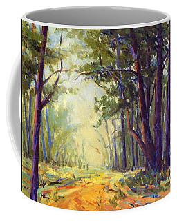 Walk In The Woods 5 Coffee Mug