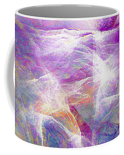 Walk On Water - Abstract Art Coffee Mug