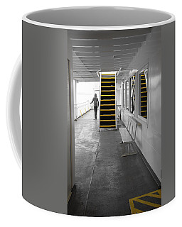 Coffee Mug featuring the photograph Walk This Way by Marilyn Wilson