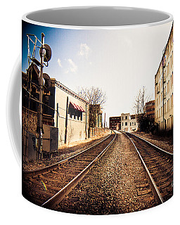 Walkers Point Railway Coffee Mug