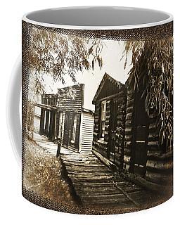 Walking Backwards Coffee Mug
