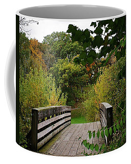 Walking Bridge Coffee Mug