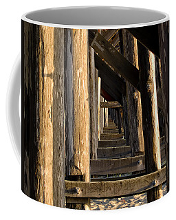 Walking Bridge II Coffee Mug