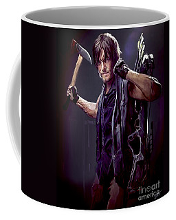 Walking Dead - Daryl Dixon Coffee Mug
