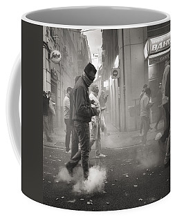 Walking On Clouds In Valencia Coffee Mug
