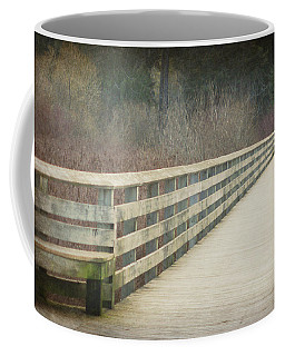 Walking Softly Coffee Mug