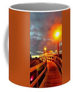 Walkway To Atlantic Coffee Mug