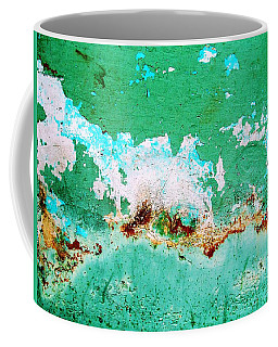 Wall Abstract 77 Coffee Mug