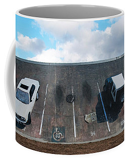 Wall Grabbers Coffee Mug