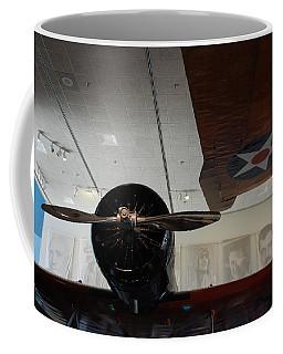 Wall Of Great Aviators Coffee Mug