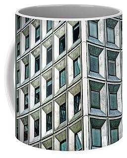 Wall Street Building Coffee Mug