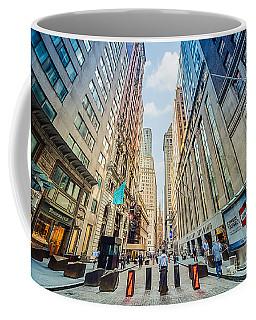 Wall Street Coffee Mug